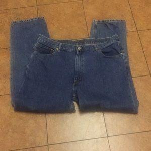 🌿Original Levi's 550. waist 42 length 32